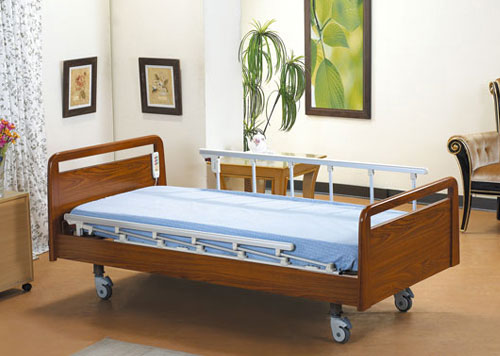 Adjustable Electric Bed - AHEB-01-02 (MB-668-2 electric bed)