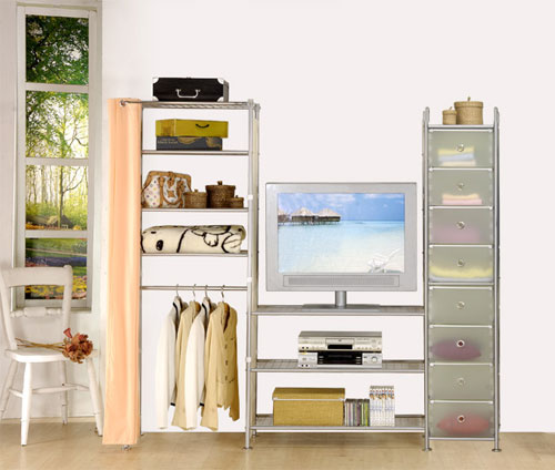 Portable Storage Closets - AHD-64-22