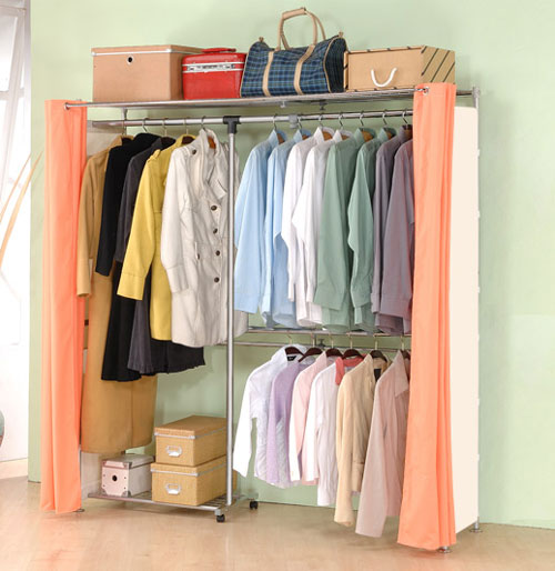 DIY Bedroom Wardrobes - AHH-03-12